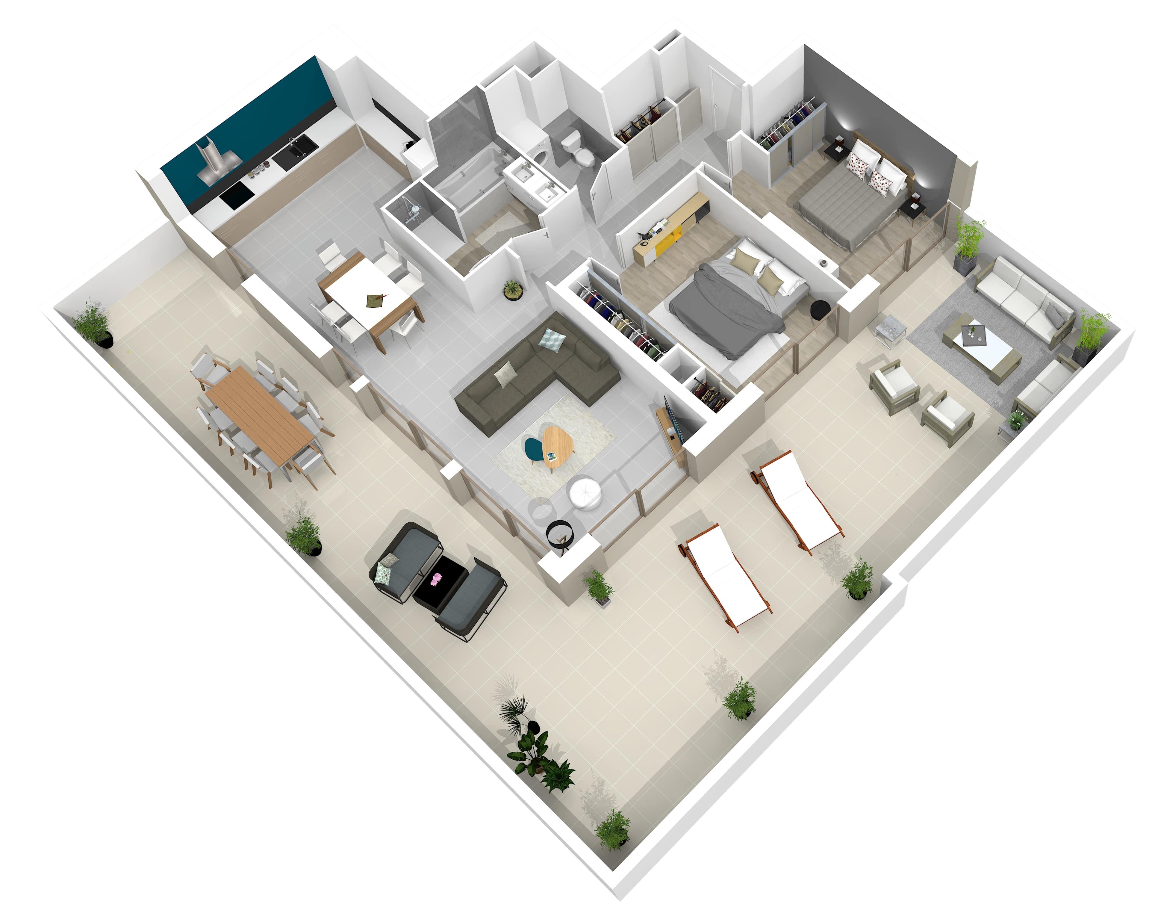 Le Perissode - programme immobilier à Cessy - pays de gex - proche genève